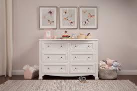 Target Black 4 Drawer Dresser by Kalani 6 Drawer Double Wide Dresser Davinci Baby