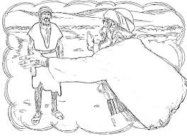 The Prodigal Son Coloring Pages 3