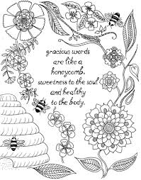 Inspirational Coloring Pages To Download And Print For Free Within Adults