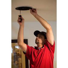 Polk Angled In Ceiling Speakers by Dayton Audio Me820c 8