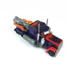 TRANSFORMERS OPTIMUS PRIME MECHTECH ROBOT TRUCK CAR ACTION FIGURE ...