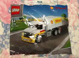 Shell Lego Tank Limited Edition (end 1/29/2018 6:29 PM)