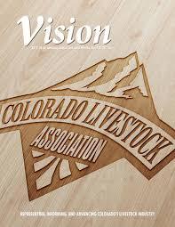 Schmidt Custom Floors Loveland Co by Vision 2017 2018 By Colorado Livestock Association Issuu
