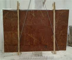 Rosso Cardinale Limestone Tiles Slabs Red Polished Flooring Wall