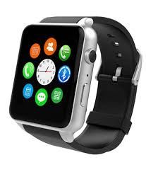 Incell Apple iPhone 6 Smart Watches Black Wearable
