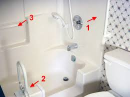 safety grab bar installations ohio walk in showers