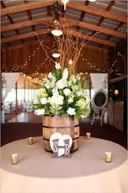 Ideas To Incorporate Wine Barrels In Rustic Wedding Weddceremony 8 Decoration With