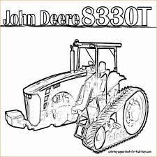 Awesome Coloriage Tracteur John Deere Allthatjessme