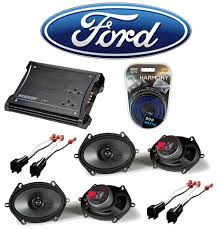 100 Truck Speakers Ford Ranger 19982012 Extended Cab Factory 5x7 6x8 Coaxial