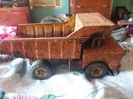 3 Old Original Metal Tonka Trucks In - Hoobly Classifieds