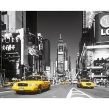 tableau new york taxi jaune achat vente tableau new york taxi
