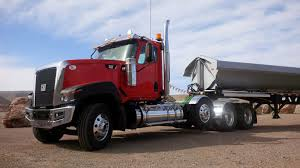 100 Commercial Truck And Trailer Driving The New Cat CT680 Vocational Truck News