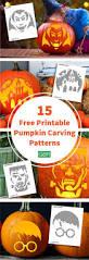 Walking Dead Pumpkin Stencils Free Printable by Pattern Scary Halloween Pumpkins By Topvectors On Creativemarket