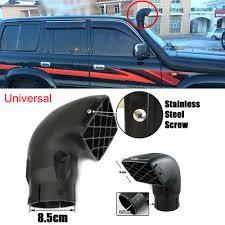 100 Truck Snorkel Car Head Air Ram Head 35 90MM Air Filter Airflow