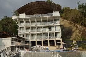 100 Sea Container Accommodation El Faro Beach Hotel