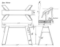 104 best sawhorses u0026 supports images on pinterest woodwork wood