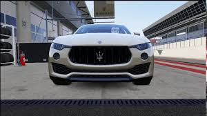 100 Maserati Truck Its A Assetto Corsa Levante S Review YouTube