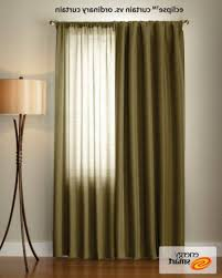 Eclipse Room Darkening Curtains by Blackout Curtains Valencia Textured Premium Blackout Eyelet With