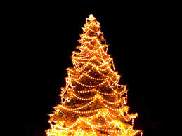 Spiral Lighted Christmas Trees Outdoor by Christmas Multi Color Led Light Show Cone Christmas Tree Lighted