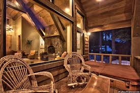 Rustic Style House Interior Design