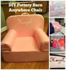 Pottery Barn Anywhere Chair Directions by Diy Pottery Barn Chair Hack For 57 U2013 Happy Career Mom