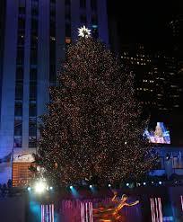 Rockefeller Christmas Tree Lighting 2017 by After The Lights Dim Rockefeller Christmas Trees Still Give Wpfo