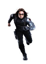Bucky Barnes The Winter Soldier