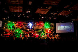 Christmas Tree Shop Downingtown Pa by Christmas Lights Pallets Stage Design Church Stage Design