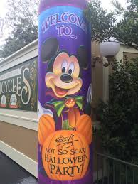 Halloween Theme Park by Tr Mickey U0027s Not So Scary Halloween Party 2016 Theme Park Review