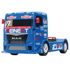 Tamiya 1/10 Team Reinert Racing MAN TGS Semi 4WD Kit | TowerHobbies.com