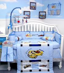 Sumersault Crib Bedding by Sumersault Gridlock Crib Bedding Archives Baby Bedding And