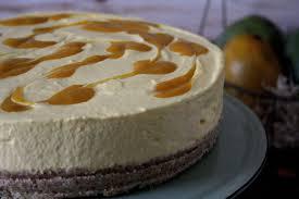 mango cheesecake ohne backen