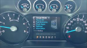 100 Ford Truck Apps On A 2014 F250 Lariat Stuart Powell Lincoln