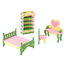 2018 Summer Cheap Badger Basket Doll Bunk Bed With Ladder Storage