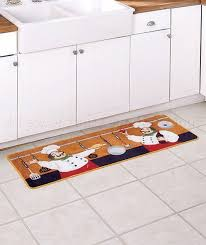 Kitchen Long Rug Bon Appetit Bistro Chubby Fat Chef Home Italian Wine Decor