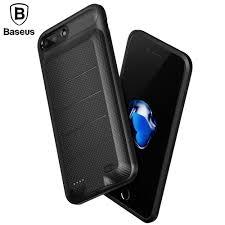 De Baseus Caja de Batera Para el iphone 6 6 s 7 Más de Carga de