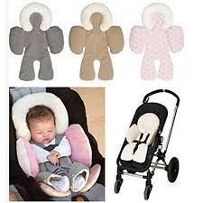 rembourrage siege auto lalang protège poussette épais pour poussette bébé siège poussette