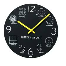 Cool Digital Wall Clocks Unusual Clock And Unique You Can Buy Right Icd