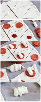 Step By Instructions On How To Make Simple Delicious Pizza Rolls Made From