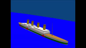 Brittanic Sinking by Britannic Sinking Youtube