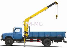 100 Truck Mounted Cranes XCMG Telescoping 32 Ton SQ32SK1Q Crane With 7m