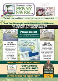Genesee Ceramic Tile Dist Inc by The Genesee Valley Penny Saver Rush Henrietta Edition 3 31 17 By
