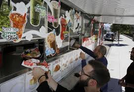 100 Food Truck Cleveland Truck Evolution Owners Strategize As Novelty Wears Off