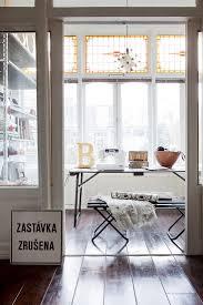 esszimmer mit klappmöbeln im bild kaufen 12829873