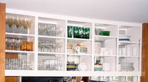 An Open Divider Cabinet Is Above The Counter Between Kitchen And Dining Room Hajjar Seldom Used Separate Rooms However