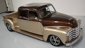 1950 Chevrolet Truck Custom STRETCH CAB - For Sale - MyRod.com