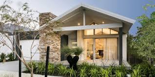 100 House Designs Wa Cottesloe Beach Coastal Single Storey Home Design WA Stone