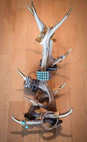 DIY Antler Jewelry Display OMG I Love This Idea Now Know What To Do With My Husbands Deer Horns