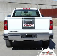SIERRA MIDWAY : 2014 2015 2016 2017 2018 GMC Sierra Hood Stripe ... Gmc Sierra Sierra Rally Rally Edition Hood Tailgate Vinyl Graphic Dodge Ram 4x4 Tailgate Lettering Decal F150 Silver Lower Panel Accent 1517 52019 Toyota Tacoma Tailgate Letters Rear Bed Lettering Trd Large Skull Stripes Full Color Side Discontinued Factory Decals Stripe Kits Logos Firefighter First In Truck Wrap Etsy 2018 Models Pretty Rage Power Wagon Rage Digital Style Striping Chevrolet Product Chevrolet Truck 2016 Stamped Sticker