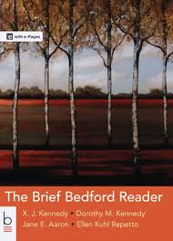 Behind The Formaldehyde Curtain Mitford Summary by The Brief Bedford Reader Edition 12 By X J Kennedy Dorothy M